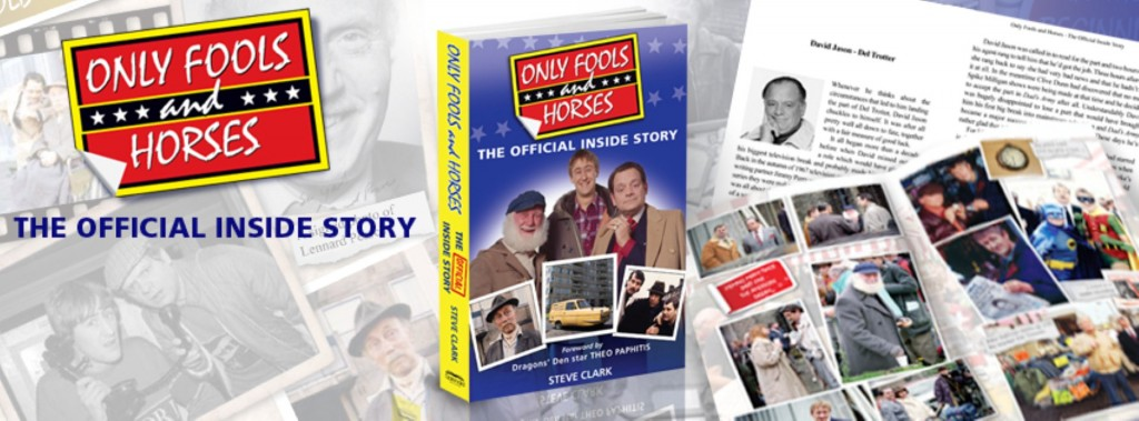 The definitive history of the show sir david jason on - Only fools and horses bonnet de douche ...
