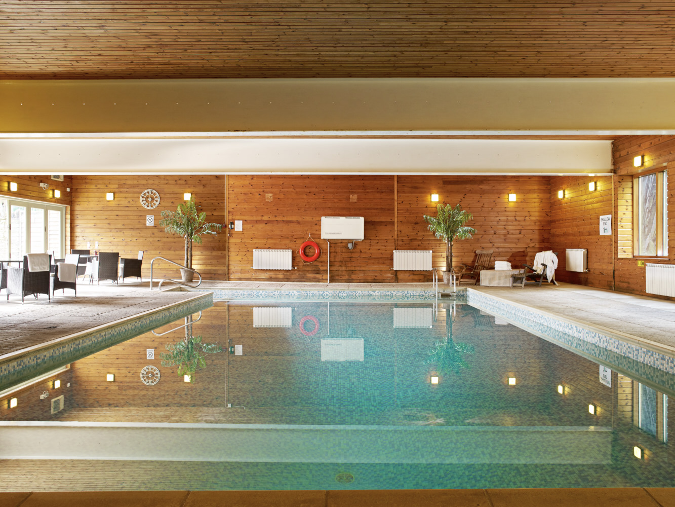 Spa Swimming Pools Cornwall