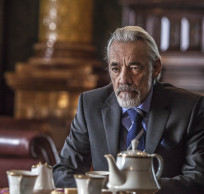 Pictured: Roger Lloyd Pack in his final acting role