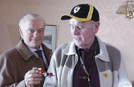 David Jason and George Cole