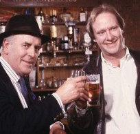 When Arthur Daley helped Del Boy: The story of how Minder aided Only Fools and Horses