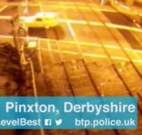 What a plonker! Caught on CCTV: Yellow three-wheeled van crashes through level crossing in reverse!
