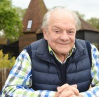 Sir David Jason heads to the USA for new series
