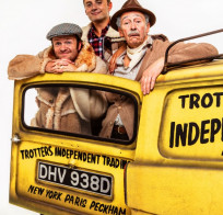 Revealed: The cast of Only Fools and Horses The Musical